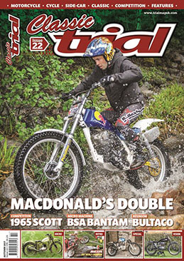 Classic Trial Magazine issue 22