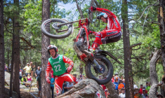 Positive results for the Gas Gas Trial Factory Team in the TrialGP USA