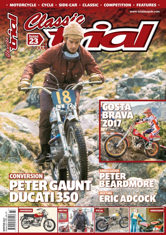 Classic Trial Magazine issue 23