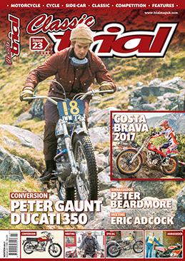 Classic Trial Magazine current issue - UK