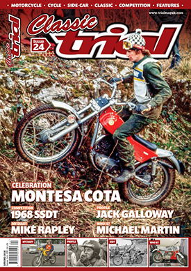 Classic Trial Magazine issue 24