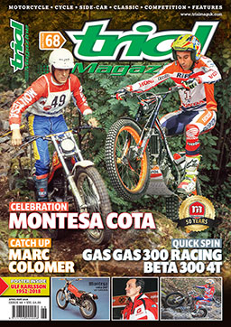 Trial Magazine pre-order issue 68  - UK