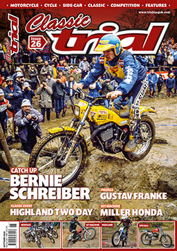 Classic Trial Magazine issue 26 - UK