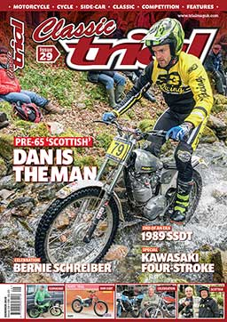 Classic Trial Magazine issue 28