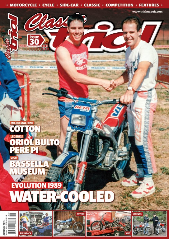 Classic Trial Magazine issue 30