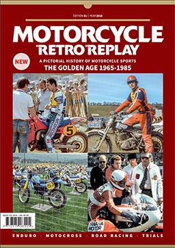 Motorcycle Retro Replay UK