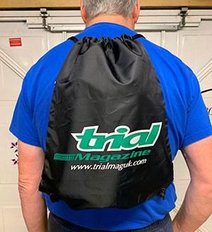 Trial Magazine Bag - UK