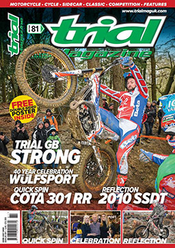 Trial Magazine issue 81  - <strong>**UK Address' only**</strong>