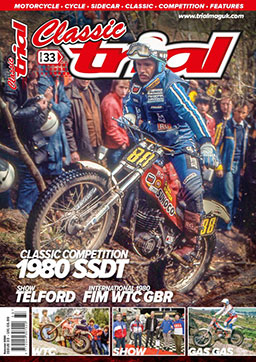 Classic Trial Magazine current issue - <strong>**UK only**</strong>
