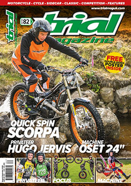 Trial Magazine issue 82  - <strong>**Overseas**</strong>