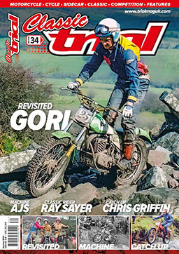 Classic Trial Magazine issue 34