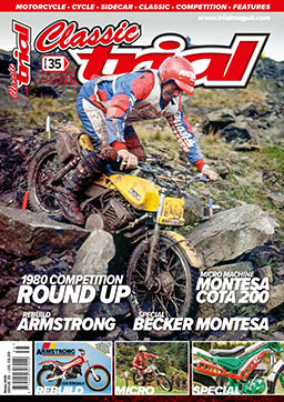 Classic Trial Magazine issue 35