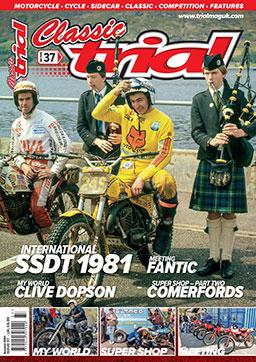 Classic Trial Magazine issue 37