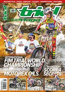 Trial Magazine issue current issue - UK only